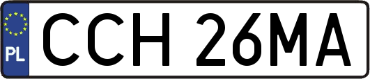 CCH26MA