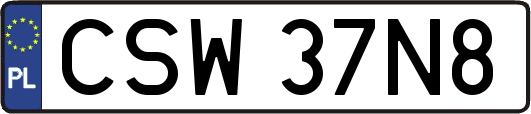 CSW37N8