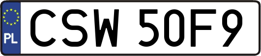 CSW50F9