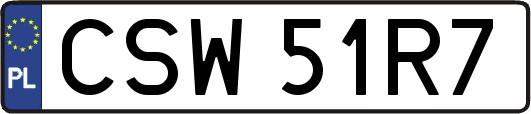 CSW51R7