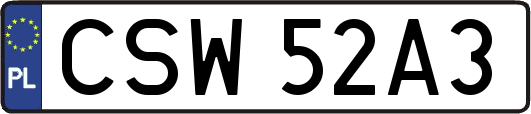 CSW52A3