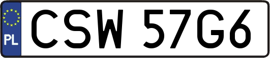 CSW57G6