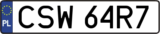 CSW64R7