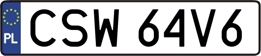 CSW64V6