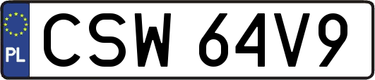 CSW64V9