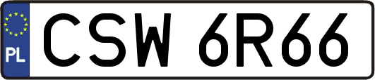 CSW6R66