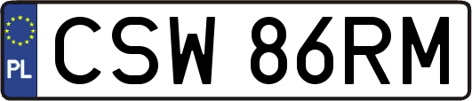 CSW86RM