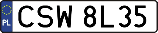 CSW8L35