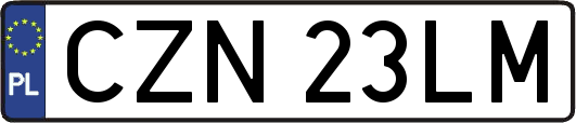CZN23LM