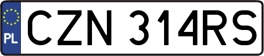 CZN314RS