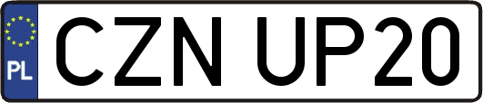 CZNUP20