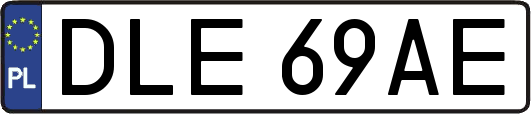 DLE69AE