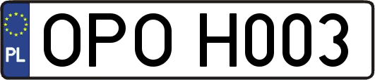 OPOH003