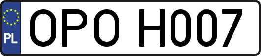 OPOH007