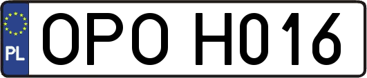 OPOH016