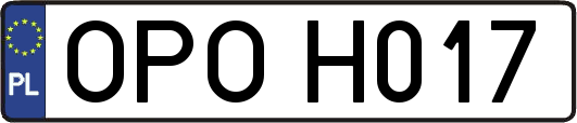 OPOH017