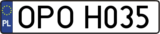OPOH035