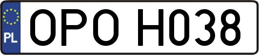 OPOH038