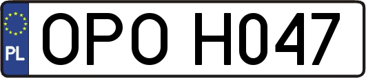 OPOH047