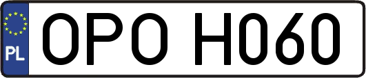 OPOH060