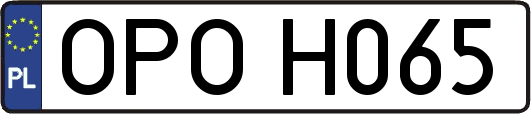 OPOH065