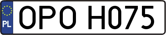 OPOH075