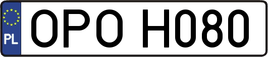 OPOH080