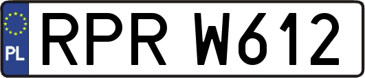 RPRW612