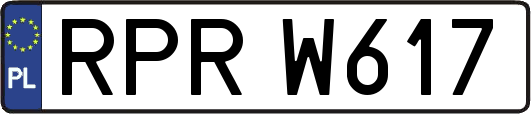 RPRW617
