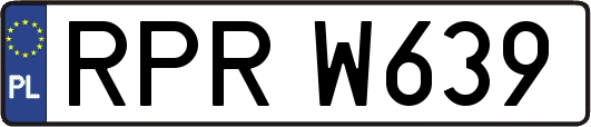 RPRW639