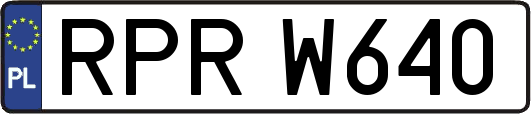 RPRW640