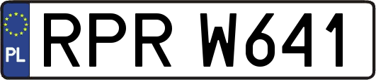 RPRW641