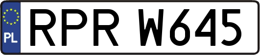RPRW645
