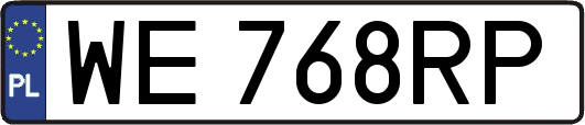 WE768RP