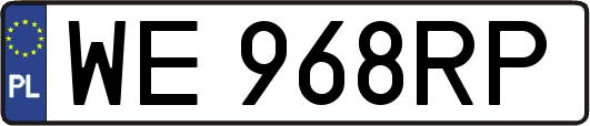 WE968RP