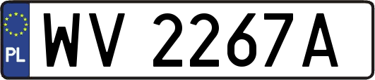 WV2267A