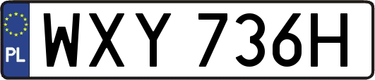 WXY736H