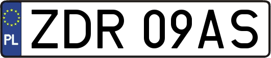 ZDR09AS