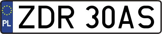ZDR30AS